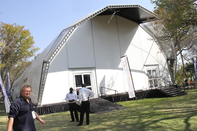 UNWTO Conference Centre at Livingstone Hotel, Zambia