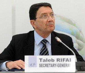 UNWTO Sectretary General Taleb Rifai