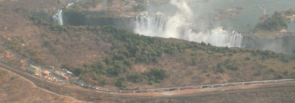 Victoria Falls Border Post