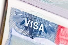 Visa in your passport