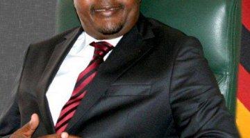 Zimbabwe's Tourism Minister Walter Mzembi