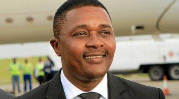 Zimbabwe's Tourism Minister: Walter Mzembi