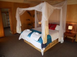 Presidential Suite on the Zambezi Trader