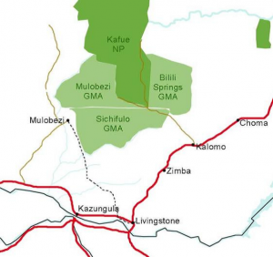 mulobezi map