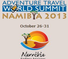 Adventure Travel World Summit Namibia 2013