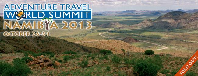 Adventure Travel World Summit 2013