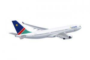 Air Namibia's Airbus A330-200