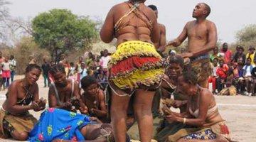 Zambezi regional cultural feastival