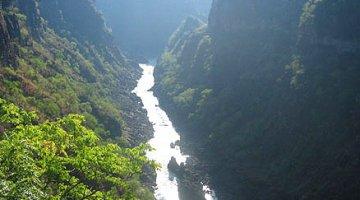 Batoka Gorge project