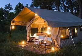 Chobe Bush Lodge, Botswana