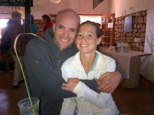 Isabel and Lloyd back together