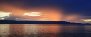 Isanga Bay, North Zambia on the edge of Lake Tanganyika