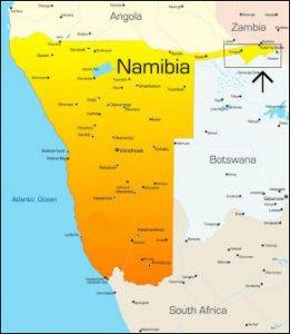 Namibia's Zambezi Region