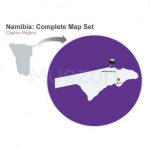 Namibia's Zambezi Region (used to be called Caprivi Region)