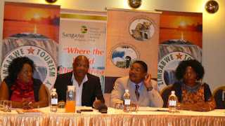 Sanganai Hlanganani World Travel and Tourism Africa Fair