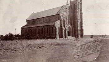 St Mary's Cathedral, Bulawayo, Zimbabwe