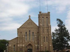 St Mary's Catholic Cathedral Bulawayo