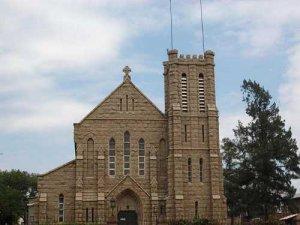 St Mary's Catholic Cathedral Bulawayo