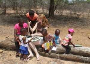 Teaching rural children to read