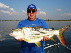 Tigerfishing on Lake Kariba