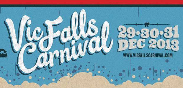 Victoria Falls Carnival 2013 sponsored by Jameson