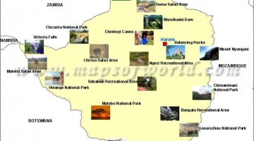 Zimbabwe tourist attractions