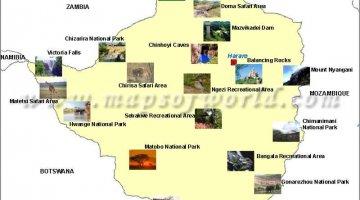Zimbabwe tourist attractions