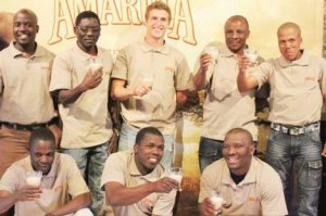 Eight Namibians who recently completed their Level 1 Field Guiding course