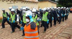 Imdoor Residue Spraying Zambia Southern Province