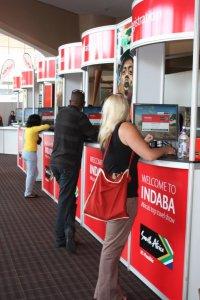 Indaba Registration