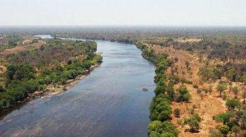 Kafue River, Zambia