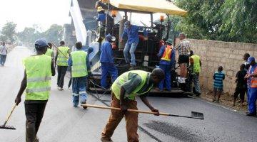 Mfuwe-Chipata Road Works