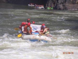 Petehouse White Water Rafting