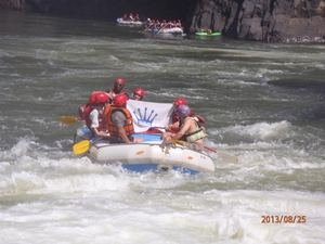 Petehouse White Water Rafting