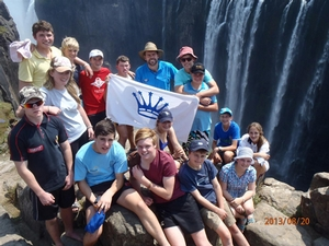 Peterhouse school explorers