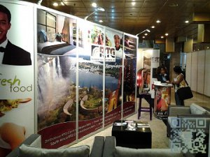 Rainbow Tourism Group stand