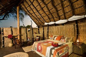 Tafika Camp which is located in South Luangwa National Park