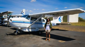Wilderness Safaris Flight Special