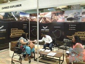 Zambezi Explorer stand