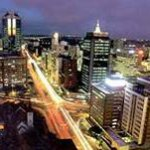 harare at night