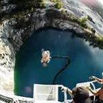 Verzasca Dam Ticino Switzerland