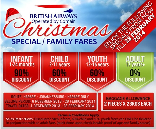 travel special offer
