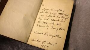 david livingstone diary