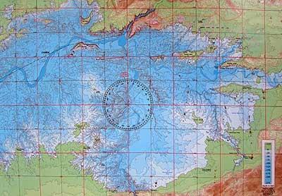 Lake Kariba Africa Map.App Available For Lake Kariba