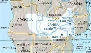 map of zambesia