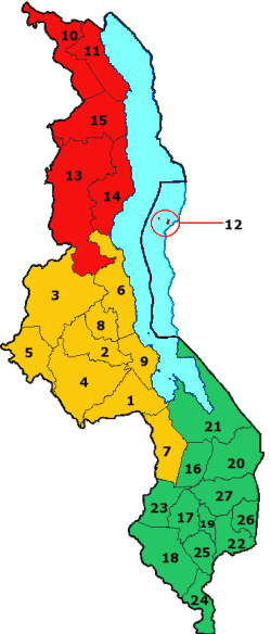 MW-Districts