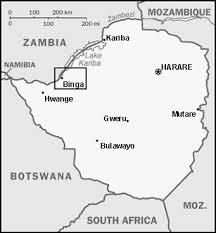binga map