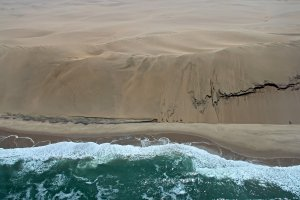 Namibia is now the only country on earth with its entire coastline falling into a national park.