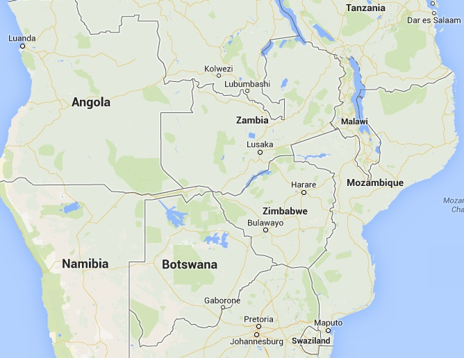 Namibia To Fund New Road To Angola - Angola road map
