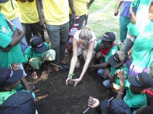 Children in the Wilderness : Malawi